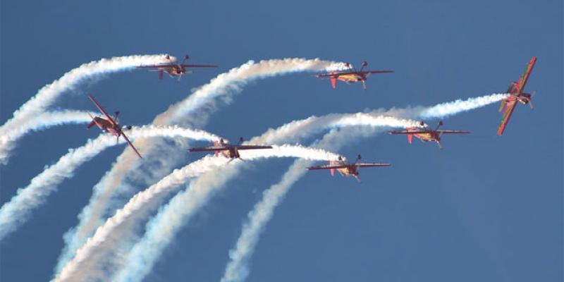 Marrakech Air show: De nouvelles ambitions pour l'aéronautique