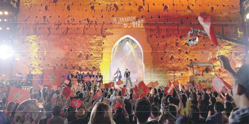 Marrakech du Rire: Eko et ses amis ouvrent le bal