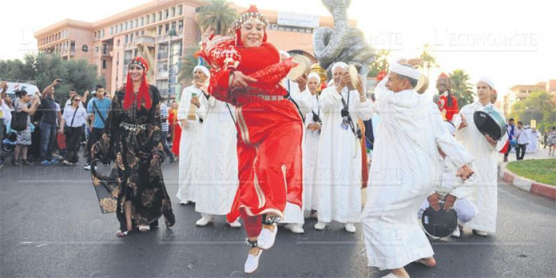 Marrakech: Le festival des arts populaires de retour