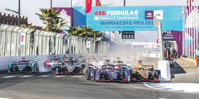 Marrakech/Formule E: Hécatombe chez les leaders, D'Ambrosio vainqueur
