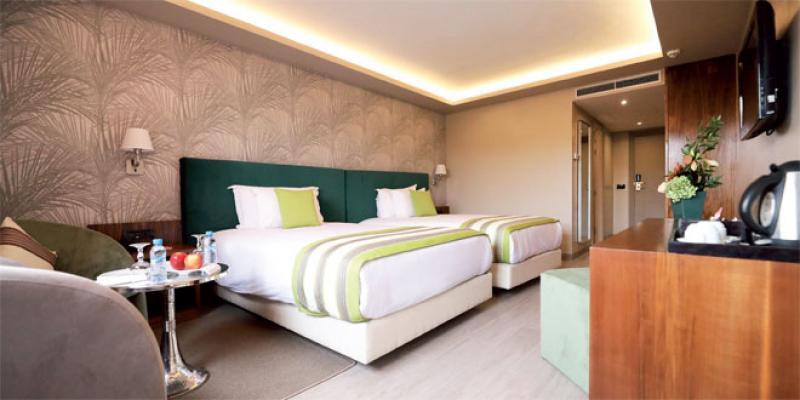 Rabat double sa capacité en hôtels 5 étoiles
