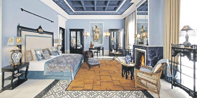 Marrakech/Hôtellerie: 130 millions de DH pour le palais Ronsard