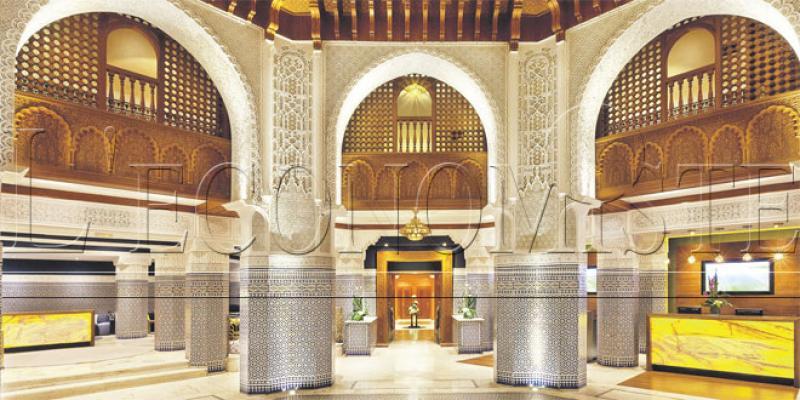 Marrakech: Une nouvelle distinction pour Palmeraie Palace