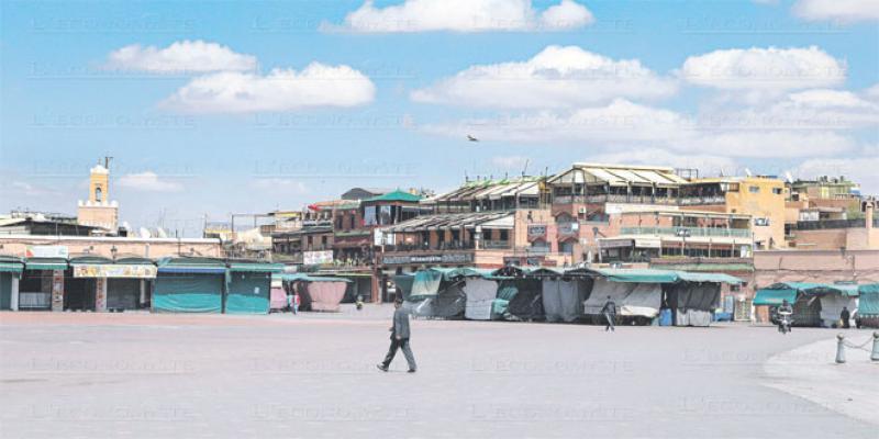 Tourisme: Marrakech risque de disparaître des radars