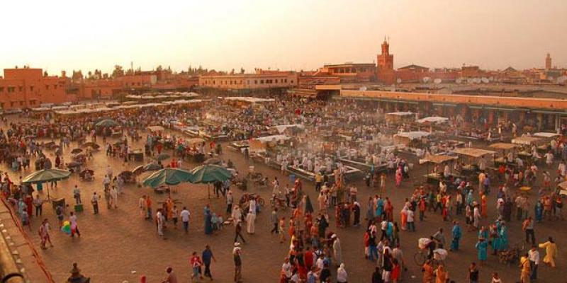 Tourisme: Marrakech, un cas d'école en Afrique