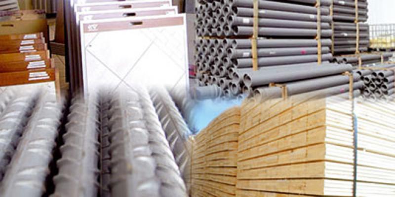 Matériaux de construction: Le tir groupé des écosystèmes