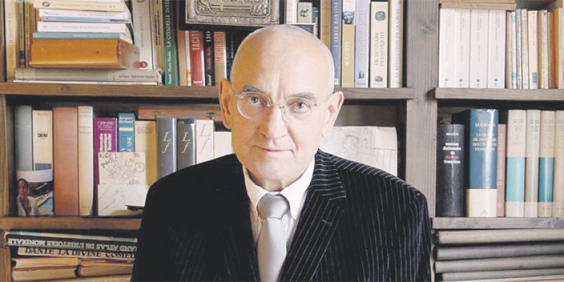 Max Gallo: Un mécano à l'académie française