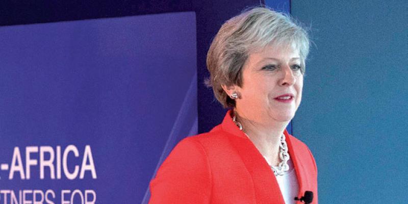 Theresa May parie sur l'Afrique