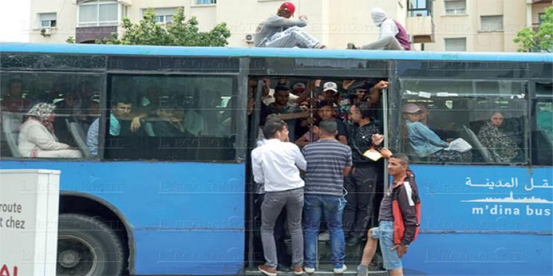 Casablanca Qui va payer l'ardoise salée de m'dina bus?