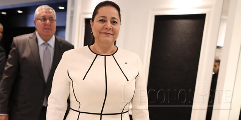 CGEM : Le discours punch de Merien Bensalah-Chaqroun