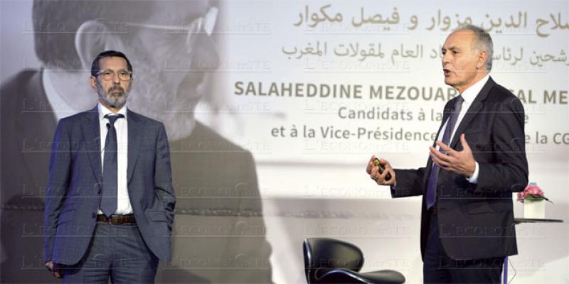 Mezouar défend son style