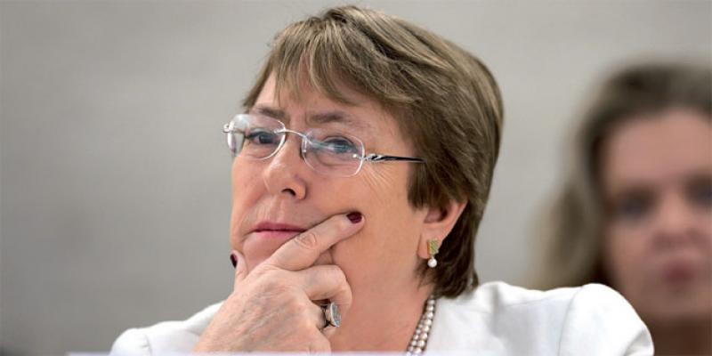 Le discours de Michelle Bachelet à l'ONU