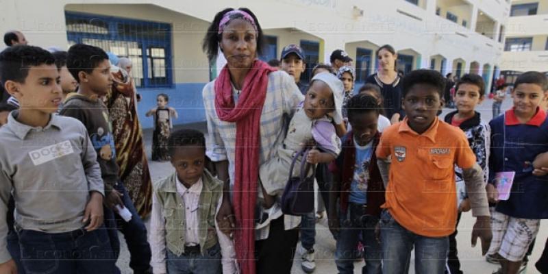 Scolarité des migrants: Le cas marocain cité par l'Unesco
