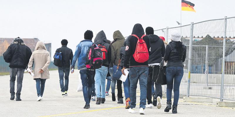 Expulsions de migrants maghrébins: Berlin accélère la cadence
