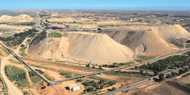 Les détails du Mining challenge de l'OCP