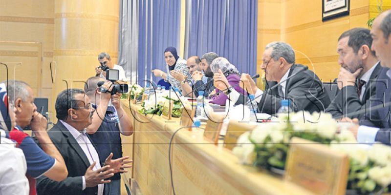 Fès: Houleuse session du conseil régional