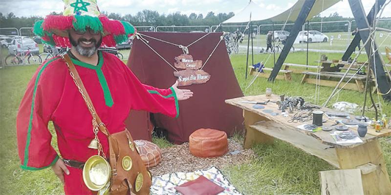 The «Morocco Corner» s'invite chez les Vikings