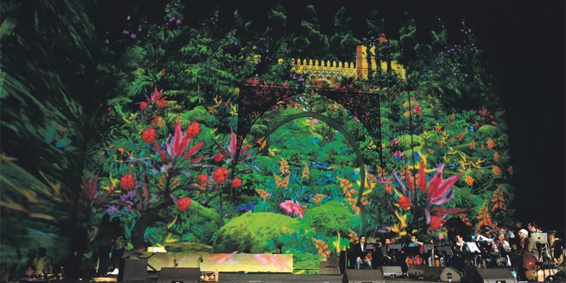 Festival des musiques sacrées: Le dragon chinois ressuscité à Bab Al Makina