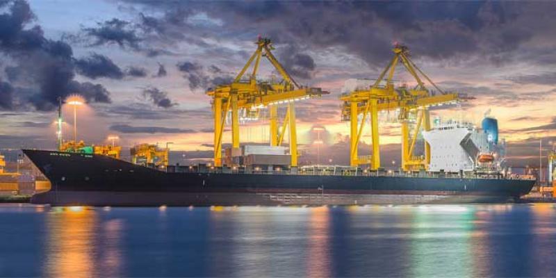 Navire phosphatier: Les deux premières manches perdues