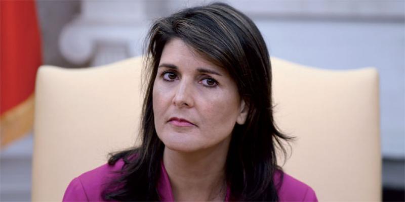 Démission de Nikki Haley: L'anti-palestinienne quitte la scène