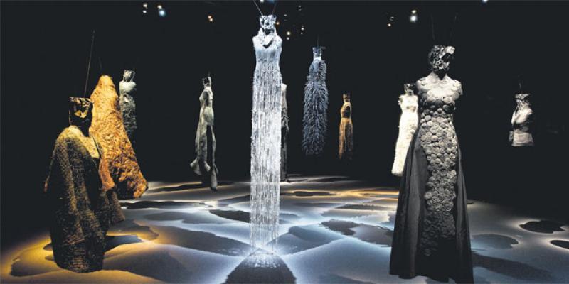 Marrakech: Noureddine Amir au musée YSL