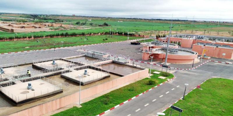 Benguerir: Le pari de réutilisation des eaux de l'OCP