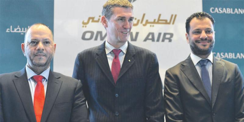 Oman Air fait son entrée sur le marché