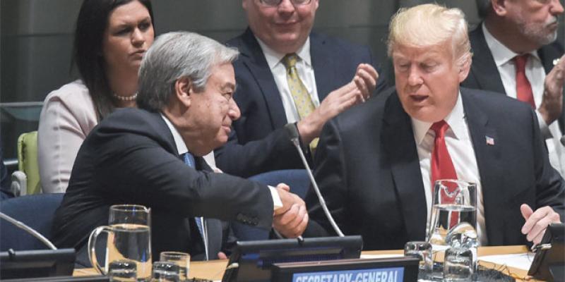 73e AG de l'ONU: Débat sur la crise au Moyen-Orient