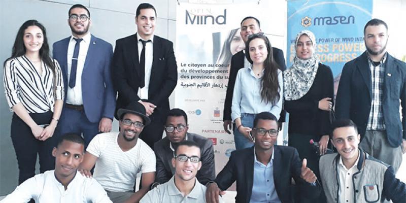 Open Mind initiative: Le coup de pouce à la jeune libre entreprise