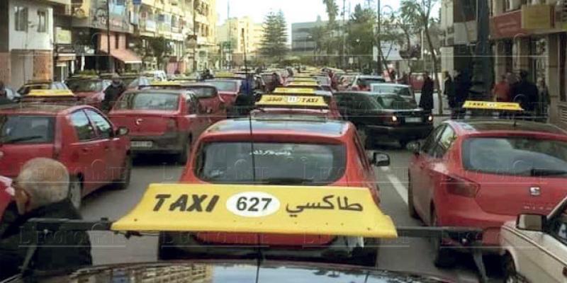 Oriental: Nouveau débrayage des taximen