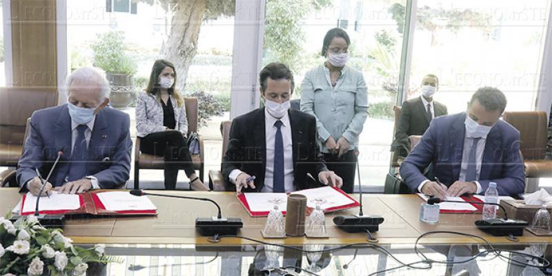 Relance: Gouvernement, CGEM et GPBM s'engagent