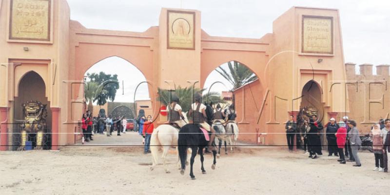 Ouarzazate: Une année fructueuse pour le tourisme