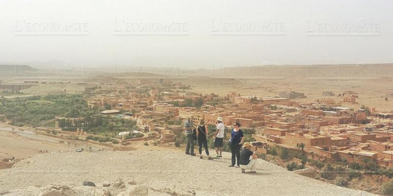 Ouarzazate: Le tourisme prend sa vitesse de croisière