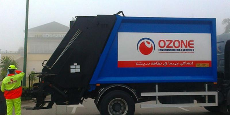 Khénifra: La collecte des déchets concédée à «Ozone»