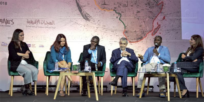 Panafricaines: Donner une image réelle de la migration