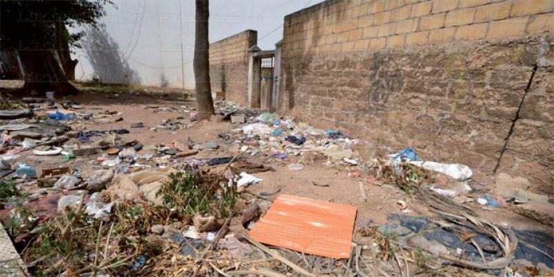 Parc Ligue Arabe: 100 millions de DH partis en fumée?