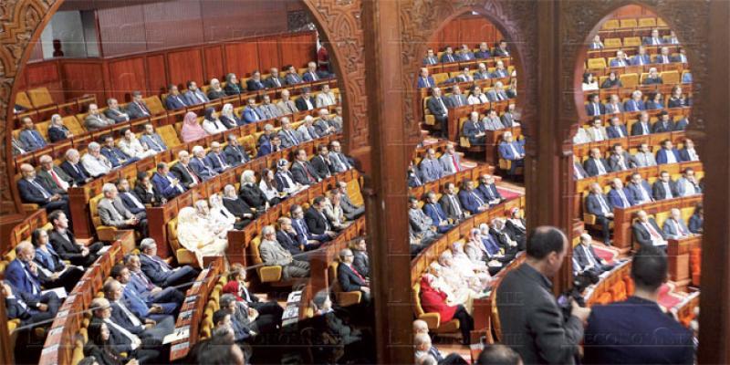 Parlement: Les dossiers de la rentrée