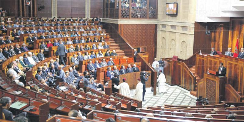 Parlement: Des lois organiques encore dans les tiroirs