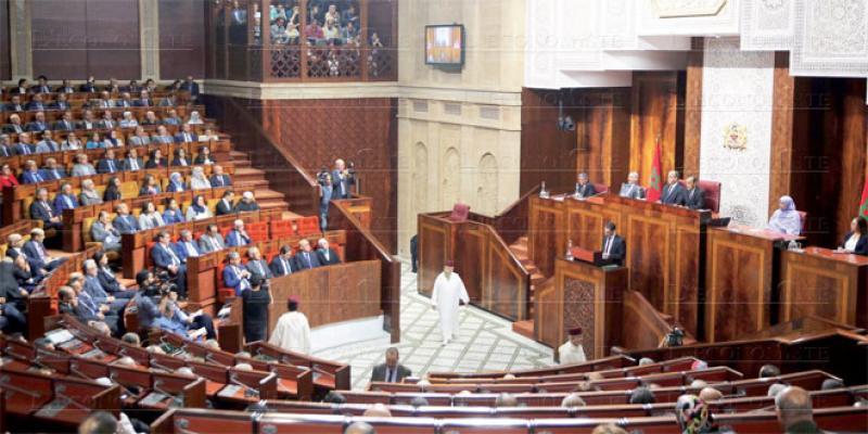 Rentrée parlementaire: El Malki réveille les députés