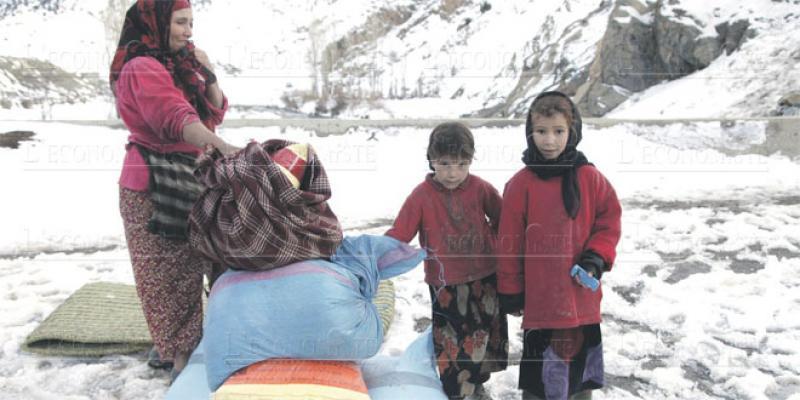 Pauvreté: 4 enfants sur 10 victimes de privations