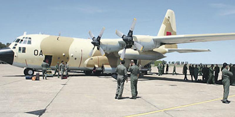 Les pilotes de ligne formés par l'Armée de l'air