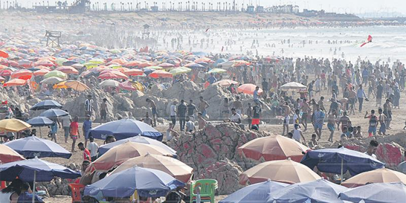 Casablanca s'attaque à l'anarchie sur les plages