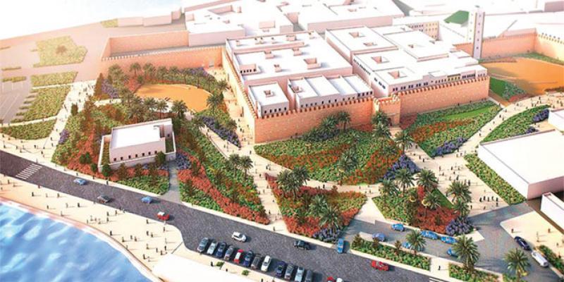 Les détails de la réhabilitation de la médina d'Essaouira