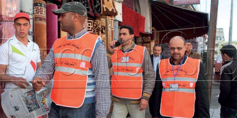 Casablanca: La police administrative opérationnelle