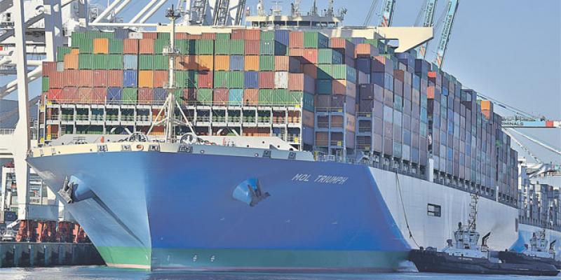 Ports: Grands navires et gros défis
