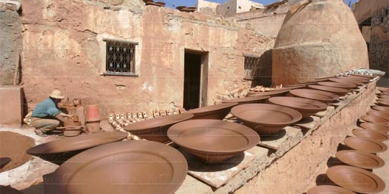Fès tient son salon national de la poterie et du zellige