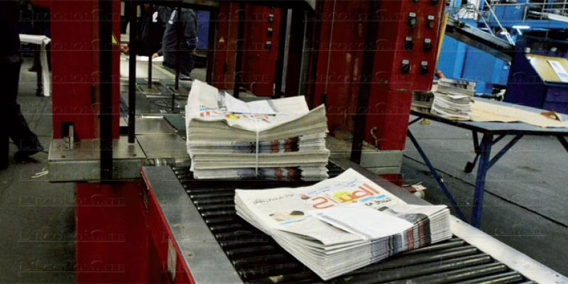 La presse encore plus fragilisée par la crise de la Covid-19