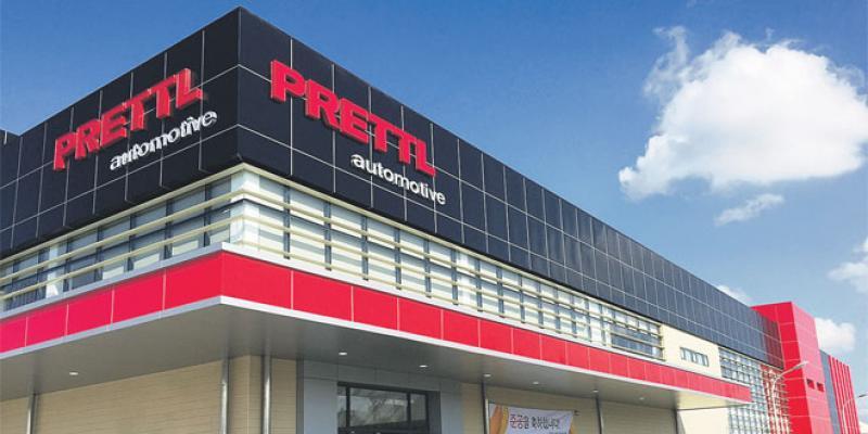Tanger automotive city: L'équipementier allemand Prettl s'installe