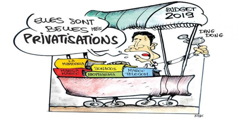 Le gouvernement valide les privatisations
