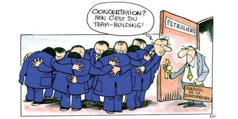 Carburant-concurrence... Les détails: Plaintes, investigations et griefs...le contentieux de A à Z